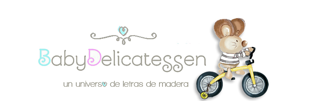 Babydelicatessen Decoracion infantil